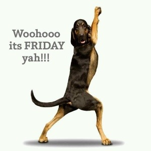 Woo Hoo Its Friday